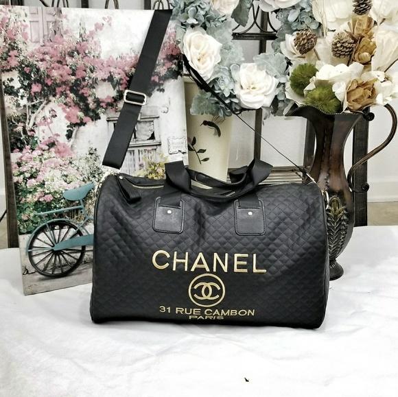 9840535deddec6 CHANEL Handbags - CHANEL BEAUTY COSMETICS VIP GIFT TRAVEL BAG